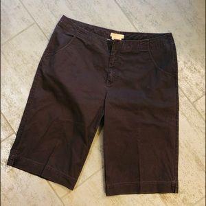 Royal Robbins Bermuda Shorts | Brown sz 12